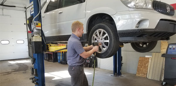 DeWitts' Auto Service | Tires